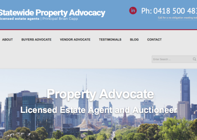 Statewide Property Advocacy — ebook writing