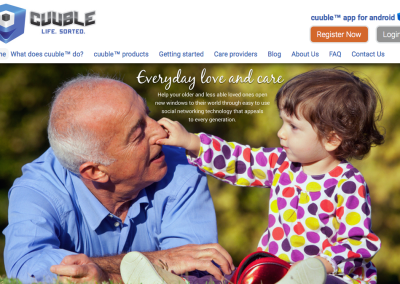 Cuuble – web content
